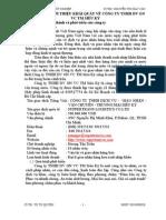 Báo cáo thực tập Quy Trình XNK Tại công ty TNHH DV GN VC TM Siêu Kỷ