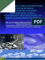 tema complicaciones anestesiologicas