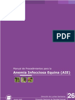 Manual Anemia Infecciosa Equina