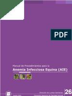 Manual Anemia Infecciosa Equina