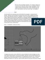 Tutorial Modelagem Dragao No Blender3D