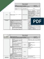 Planificação da aula de 7 de Abril de 2011