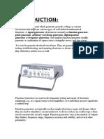 Ac Signal Generator