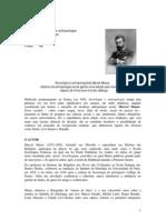 Sociologia e Antropologia de Marcel Mauss