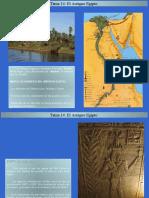 1º ESO Tema 14, El Antiguo Egipto