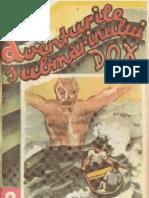 50 p. Aventurile submarinului Dox vol. 2