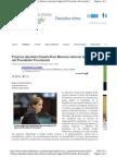 14-03-11 Propone diputada eliminar la figura de Presidente Provisional