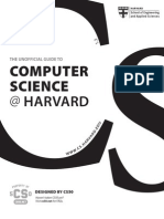 Unofficial Guide to CS at Harvard 1.3