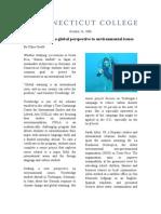 Web-CISLA and Environment
