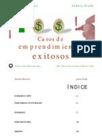 100 Casos de Emprendimientos Exitosos