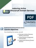 01 - En - CK - Introducing Active Directory Domain Services