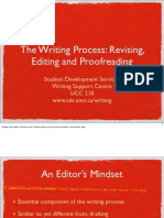 Writing Process Revising