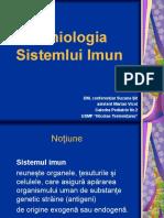 Semiologia Sistemului Imun