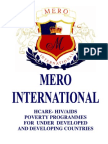 Mero International Bplan