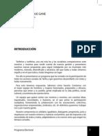 Programa Electoral Psoe Tarifa 2011
