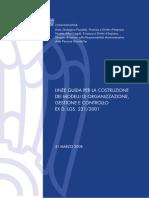 Linee Guida 231_2008 confindustria