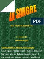 5. Semiologia Sanguinea I - Dra Gabancho
