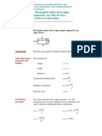 Mathcad - Roark's Formulas for Stress and Strain Table 26, Case 2a