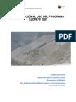 Manual de GeoSlope.