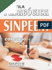Concurso Prefeitura de São Paulo - Apostila Pedagógica
