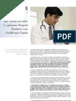 Case - Hospital São Vicente de Paulo