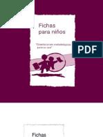 Condemarín, M. - Fichas para niños