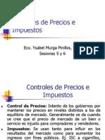 Ses 5 y 6 Controles de Precios e Impuestos