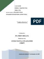 Dinamica Estructural Homework