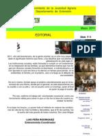 EL  BOLETIN  edición   N°  31  Mayo    AÑO  2011