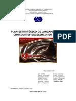 Chocolates Excel en CIA 12-5