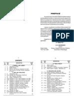 District Statistical Handbook Bankura 1