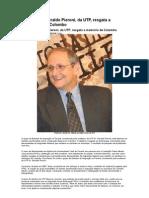 Prefessor Geraldo Pieroni