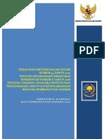 Permendagri 54 2010 Pelaksanaan PP 8 2008