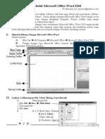 Simple+Modul+Microsoft+Office+Word+2003