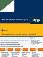 Hexaware Insurance Analytics