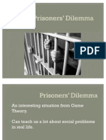 Prisoners' Dilemma (short introduction)