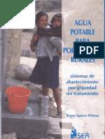 Agua Potable Para Poblaciones Rurales, Sistemas de Abastecimiento Por Gravedad Sin Tratamiento