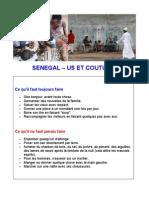 Senegal - Us Et Coutumes