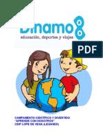 INFORMACION CAMPAMENTO 2010-2011