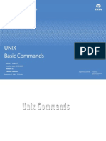 UNIX Basic Commands