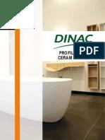 Profiles for Ceramic Tiles
