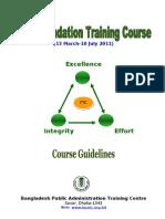 Patc Course