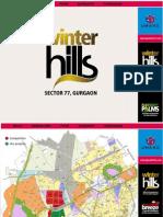 Umang Realtech Presents Winter Hills, Sector 77, GGN