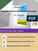 Membuat Mail Merge Dgn Word 2007