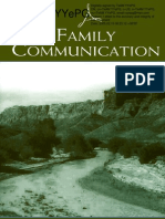 [FAM] Family Communication [Communication Series]