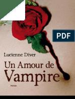 Un Amour de Vampire - Lucienne Diver
