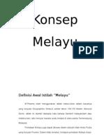 Konsep  Melayu 2