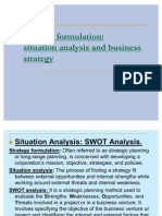 Strategy Formulation...........Jahangir