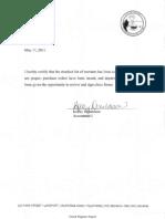 051711 Lakeport City Council - Consent Agenda