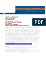 NTT (Nursery Teacher Training) or NPTT (Nursery Praimery Teacher Training)